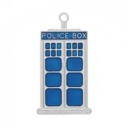 1 pendentif breloque police...