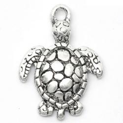 breloque tortue marine
