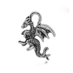 2 breloques d'un dragon...