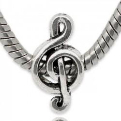 2 perles note musicale...