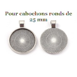 2 pendentifs supports pour...