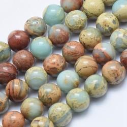 perles aqua terra
