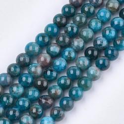 perles en apatite 8 mm