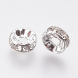 50 perles intercalaires...