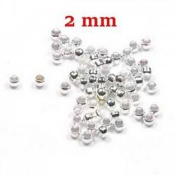 500 perles à écraser 2 mm...