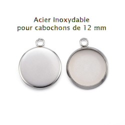 10 pendentifs supports pour...