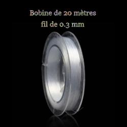 1 Bobine Fil nylon...