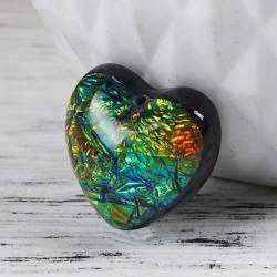 coeur en resine boreale