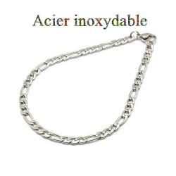 1 bracelet de chaine...
