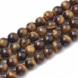 10 perles de 10 mm en oeil...